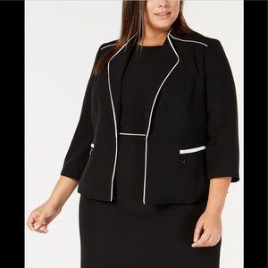 Kasper Black Suit Jacket